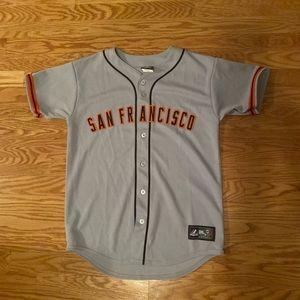 Kids San Francisco Giants jersey Size - L